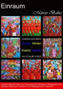 Dezember 2010: Marcio Bahia - Bunter Winter