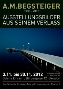 November 2012 - Michaela Begsteiger - Bilder aus dem Verlass von A.M. Begsteiger