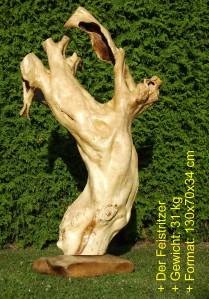 Juli 2009: Hubert Klaminger - Designs aus Holz
