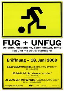 Juni 2009: Detlef Hartmann - Fluxus