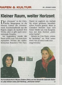 Jän. 2009 - Gleisdorfer Woche