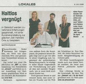 Juli 2009 - Gleisdorfer Woche