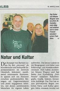 März 2009 - Gleisdorfer Woche